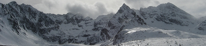 Panorama zimowa z Betlejemki (fot. Robert Kazimierski)